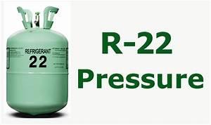 Refrigerant Pressure Readings R