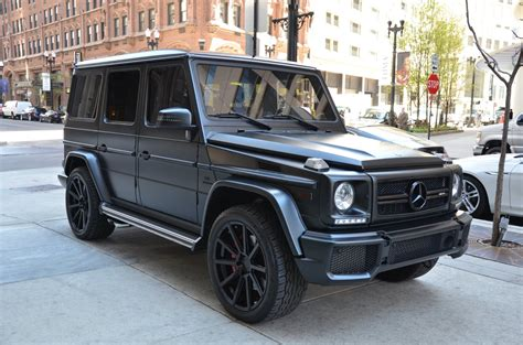 2016 Mercedes-benz G-class Amg G63 Stock # 44290 For Sale