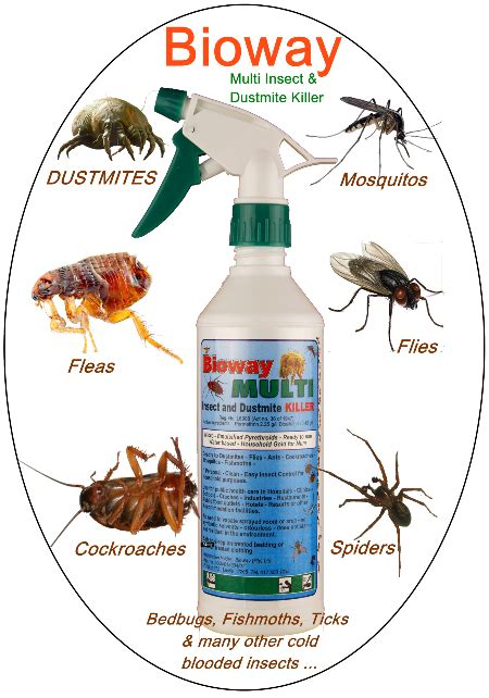 bioway multi insect dustmite killer cape town south
