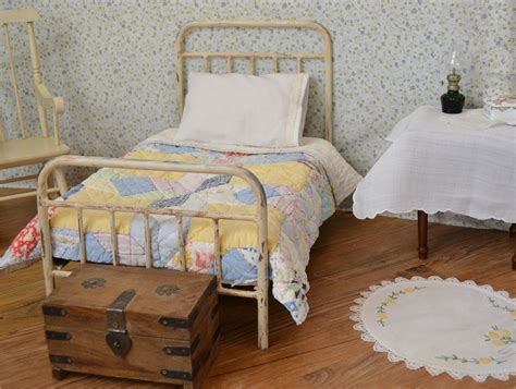 american doll bed items similar to american bed doll bed