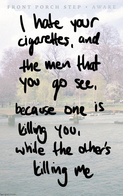Front Porch Step Lyrics by Front Porch Step Quotes Quotesgram