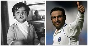 Rare Indian Cricketers Childhood Photos That You Have ...