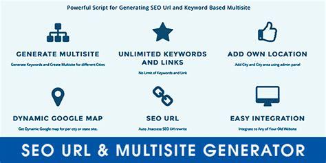 Seo Link Generator Php Script
