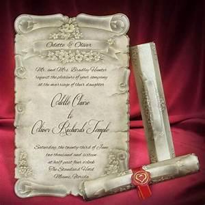 scroll wedding invitation card personalized beautiful With personalized e wedding invitation cards