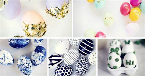 creative easter egg ideas 20 creative easter egg decorating ideas homelovr