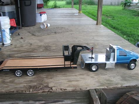 Public Boat R Near Me Now by F550 Worktruck And Gooseneck Trailer Scale 4x4 R C Forums