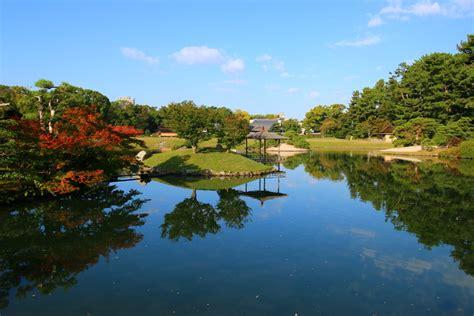Japanischer Garten Okayama by Korakuen Garten Okayama Japan Reisef 252 Hrer Japan Hoppers