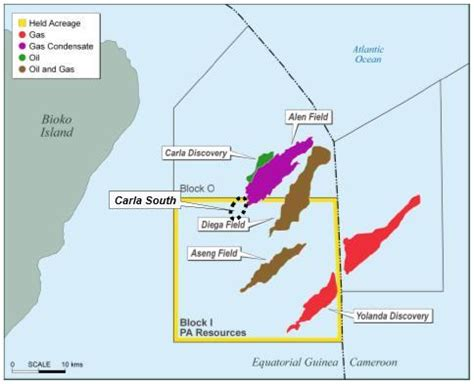 Equatorial Guinea: Noble Energy commences production at ...