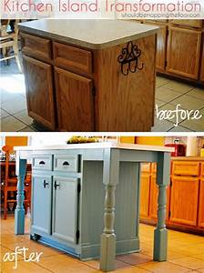 Top 10 DIY Kitchen islands - Top Inspired