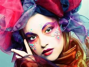 Karneval Gesicht Schminken : schminktipps f r fasching vorsicht vor allergien ~ Frokenaadalensverden.com Haus und Dekorationen