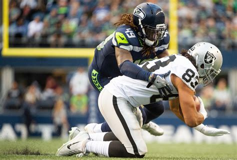 seattle seahawks projected  man roster total seahawks