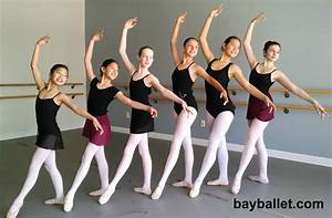 Ballet classes in San Jose for Kids and Adults | Bay ...