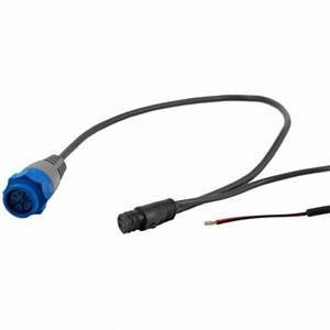 Motorguide Tour Series Sonar Adapter Lowrance 6 Pin