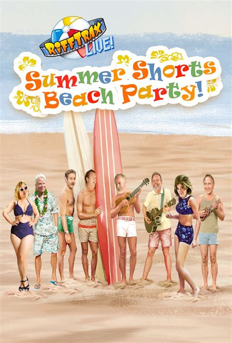 Rifftrax Live Summer Shorts Beach Party  Watch In. Sales Call Report Template. Website Banner Creator. White Dresses For Girls Graduation. Time Log Template Excel. Supply List Template. 2017 Biweekly Payroll Calendar Template. Video Consent Form Template. Project Task List Template