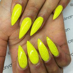 1000 ideas about Neon Yellow Nails on Pinterest