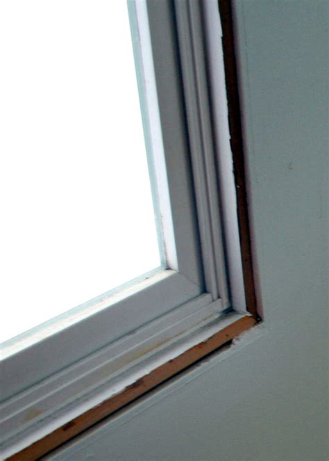 Window Trim With Sill by Installing Window Casing Hgtv