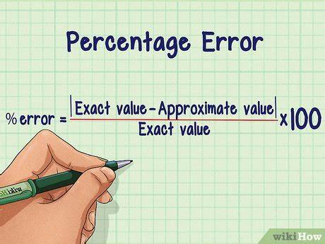die prozentuale abweichung berechnen wikihow