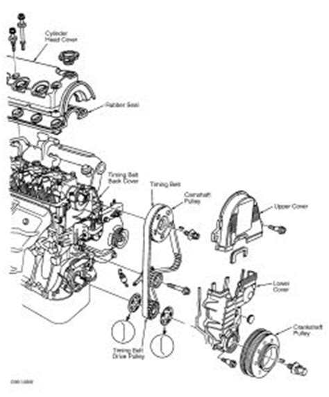 1980 Honda Accord Belt Diagram by 1995 Honda Civic Timing Belt Would Someone Be Able To