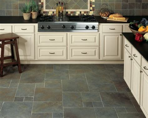 kitchens with slate floors slate kitchen floors houzz 6645
