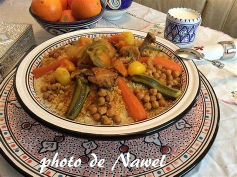 couscous algérien au poulet amour de cuisine