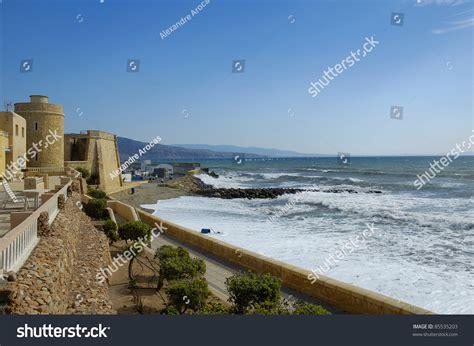 almeria andalucia spain coast roquetas mar town shutterstock