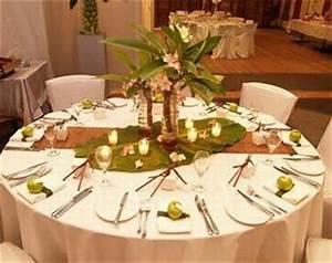 Deco Table Tropical : mariage on pinterest ~ Teatrodelosmanantiales.com Idées de Décoration