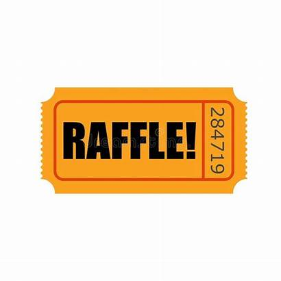 Raffle Ticket Background Word Clipart Contest Enter