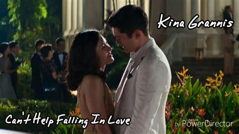 Can't Help Falling In Love情不自禁愛上你-kina