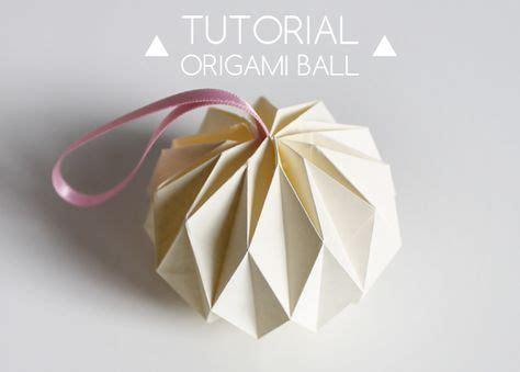 unique origami ball ideas  pinterest paper