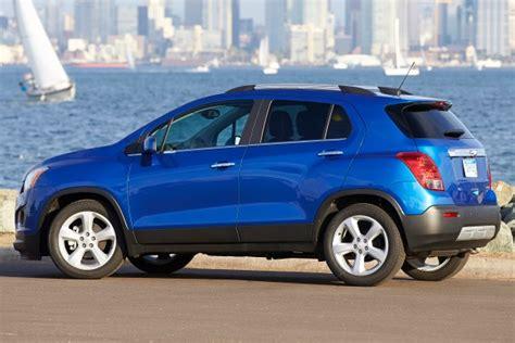 Gambar Mobil Chevrolet Trax by Spesifikasi 2015 Chevrolet Trax Gambar Terlengkap