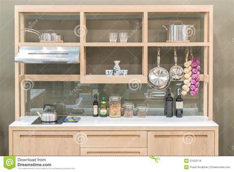 style de cuisine moderne nouvelle cuisine moderne avec le style en bois d 39 étagère