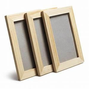 Lot Cadre Photo : cadre lot de 3 10 x 15 cm naturel leroy merlin ~ Teatrodelosmanantiales.com Idées de Décoration