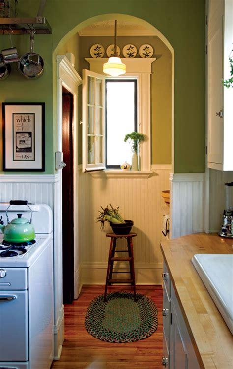 retro kitchen lighting 1940s inspired kitchen house 1940