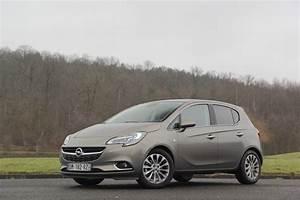 Opel Corsa Avis : essai opel corsa cdti 95 surprenante ~ Gottalentnigeria.com Avis de Voitures