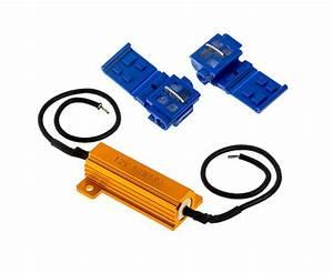 Brake Light Led Load Resistor Wiring Diagram