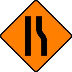 Construction Road Signs Printable