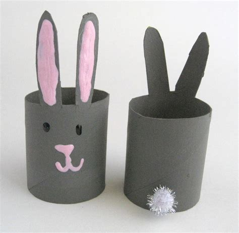 cottontail toilet paper roll napkin rings favecraftscom
