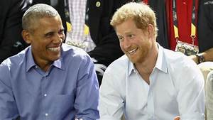 When Harry met Barry: Prince interviews Obama for BBC ...