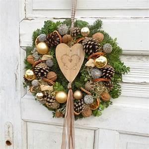 Deko Weihnachten Adventskranz : adventskranz t rkranz weihnachten deko weihnachtsdekoration haust r deko eur 39 80 picclick de ~ Sanjose-hotels-ca.com Haus und Dekorationen