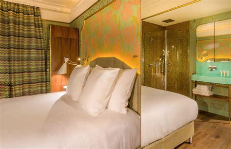 chambre hotel design the reader