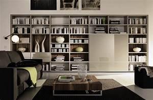 Office Bookshelves Designs