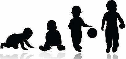 Development Clipart Stages Child Physical Developmental Change