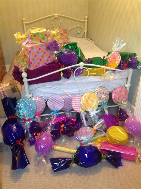 Willy Wonka Decorations by And The Chocolate Factory Workshop Decorations