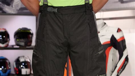 Icon Raiden Watchtower Pants Review At Revzilla.com