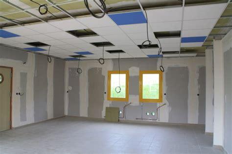 faux plafond cuisine professionnelle point sur les travaux mairie semur en brionnais infos