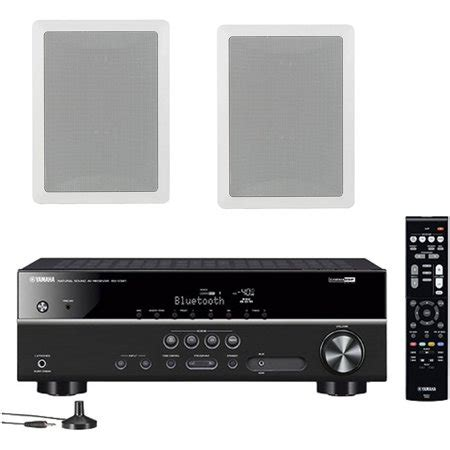 Yamaha Channel Wireless Bluetooth Home Theater