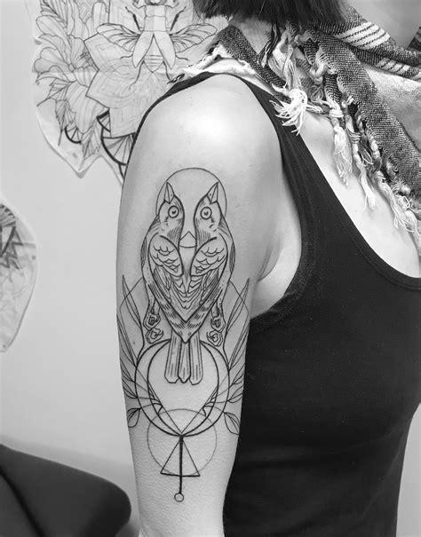 Alexis Witt   Two Birds Tattoo