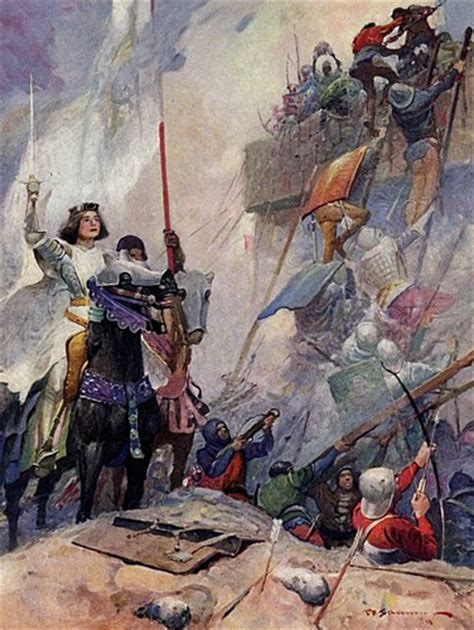 the siege of orleans joan of arc of heaven history pages for