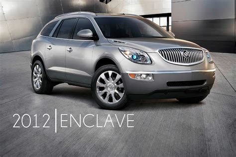 Buick 2012 Enclave by 2012 Buick Enclave Pictures Information And Specs