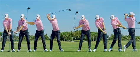 Golf Swing Sequence by Swing Sequence Brandt Snedeker New Zealand Golf Digest
